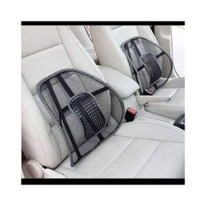 Car Seat And Office Chair Back Rest Mesh Support