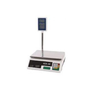 ACS 30KG Electronic Scale Digital Weighing Balance Machine