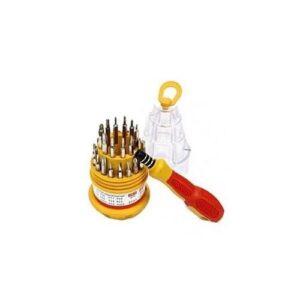 31 Piece Mini Screwdriver Tool Set