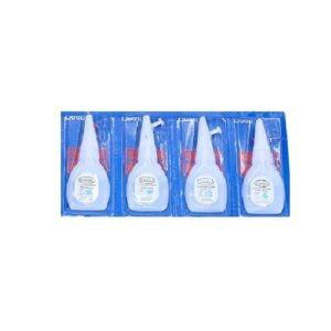 4 Pcs Multipurpose Super Glue