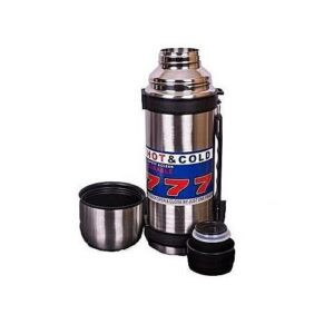 777 Stainless Steel Hot & Cold 1100ml Vacuum Tumbler Flask