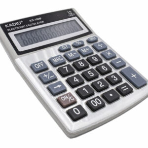 12 Digits Mathematics Calculator