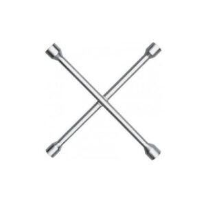 4 Way Cross Car Wheel Nut Lug Wrench Spanner Tool