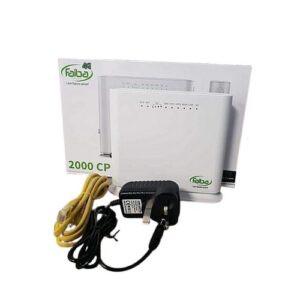 Faiba 4G Vida CPE 2000 Router