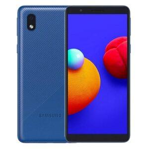 "Samsung Galaxy A3 Core, 5.3"", 16GB + 1GB RAM, (SINGLE SIM), 3000mAh, 4G - Blue"
