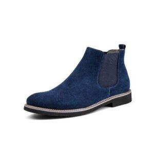 Men's Suede Boot Shoes