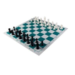 Portable Tournament Chess Board Set
