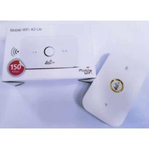 4G MiFi Internet Router Supports All Networks