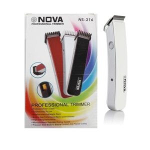 Electric Professional Trimmer And Shaver