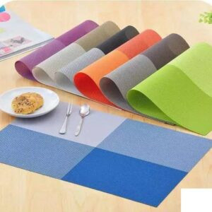 Dining Table Mats With Runner