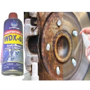 WDX-40 Multipurpose Lubricant Aerosol Spray