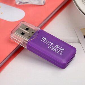 SD Reader Memory Card Holder