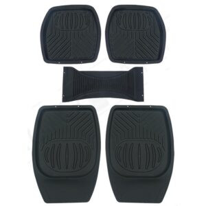 5 pieces car floor mat