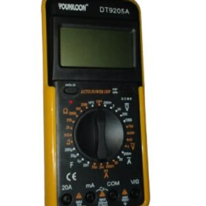 Digital AC And DC Electric Multimeter