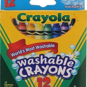 Crayola Washable Coloring Crayons