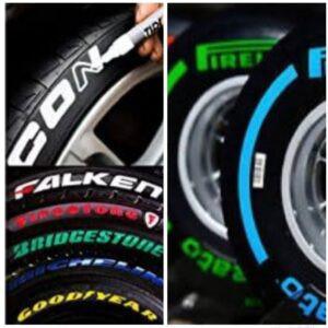 Automobile Tyre Paint Marker