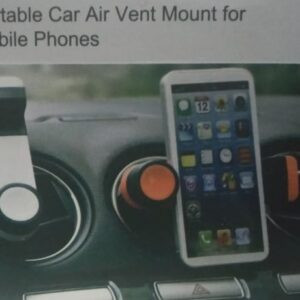 Portable Car Air Vent Mount Phone Holder