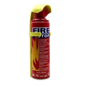 Car Fire Stop Extinguisher