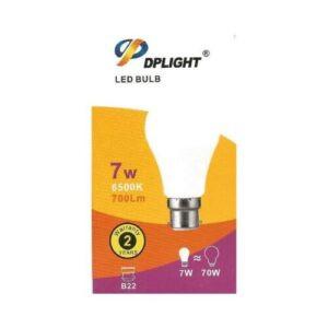 DP Light 7 Watts LED Bulb
