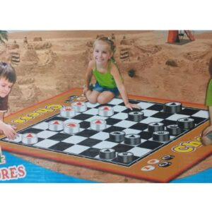 Giant Chess Mat Game
