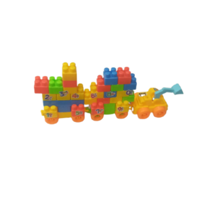 Colorful Building Blocks For Kids