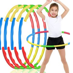 Adjustable Exercising Hula Hoop