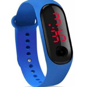 blue touch watch